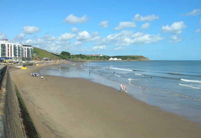 North Bay Beach, Scarborough