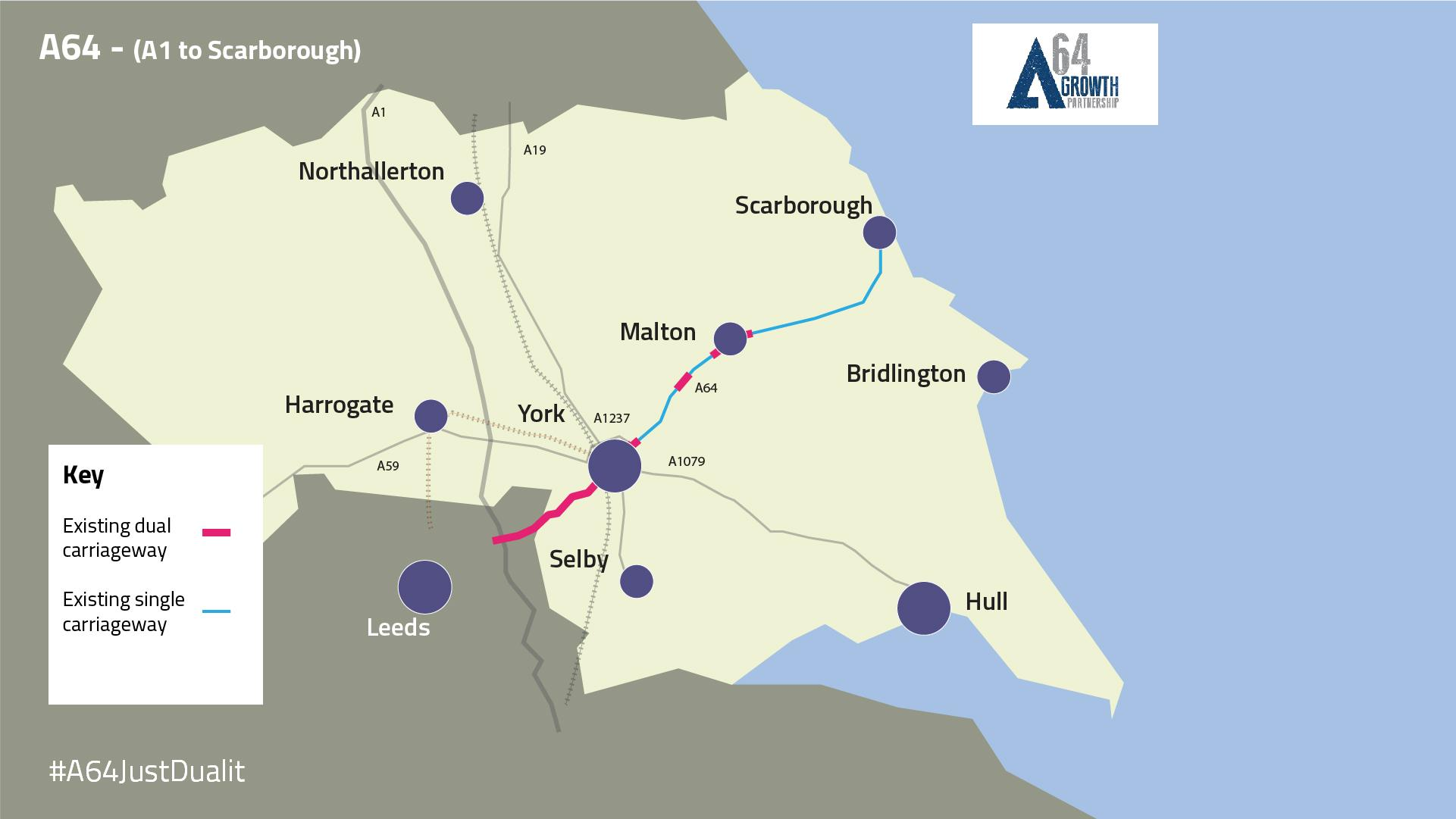 A64 existing infrastructure