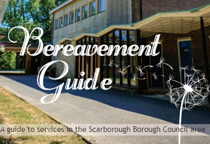 Bereavement Guide Front Cover