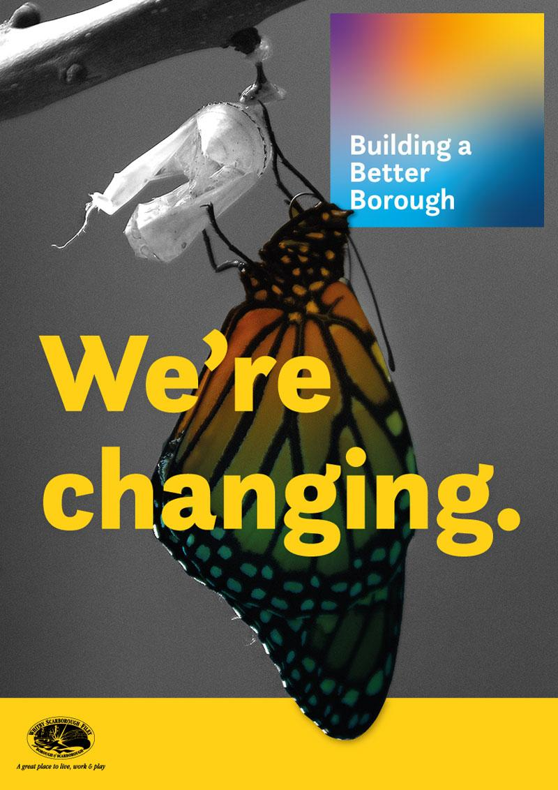 We're changing - Building a Better Borough