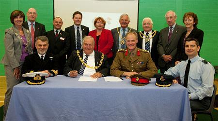 North Yorkshire Armed Forces Community Covenant
