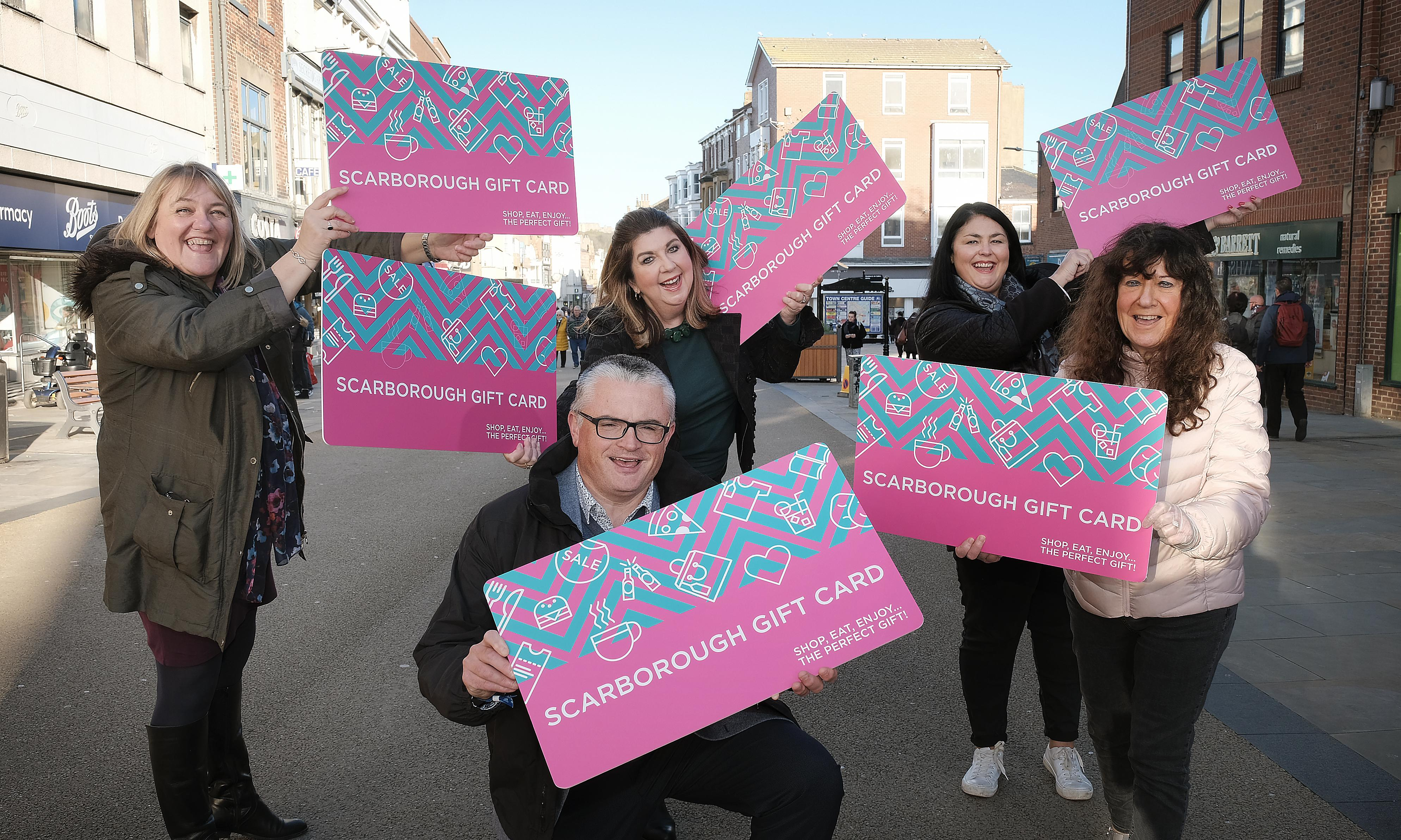 Public and private sector partners launch Scarborough Gift Card