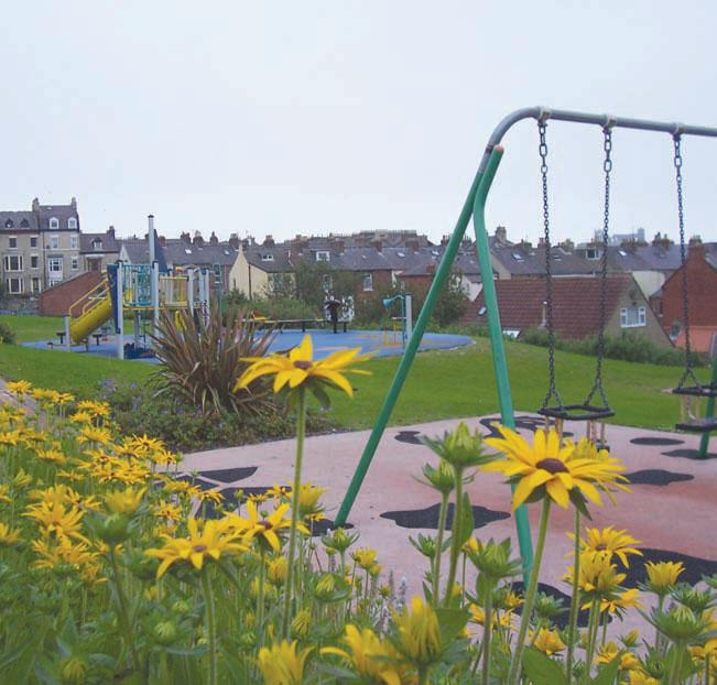 Airy Hill play park