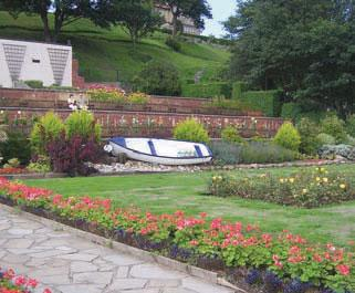 North Cliff Gardens, Filey