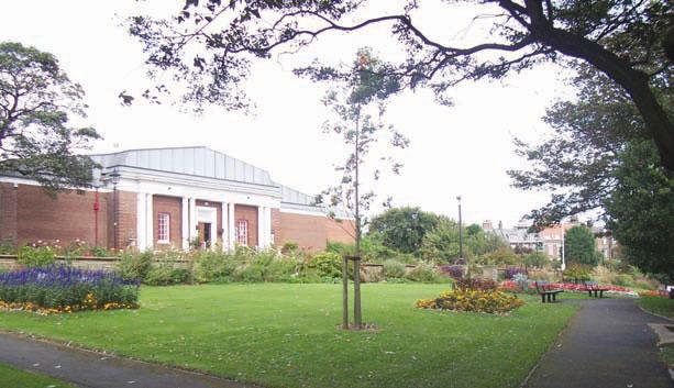 Pannett park art gallery and Whitby museum