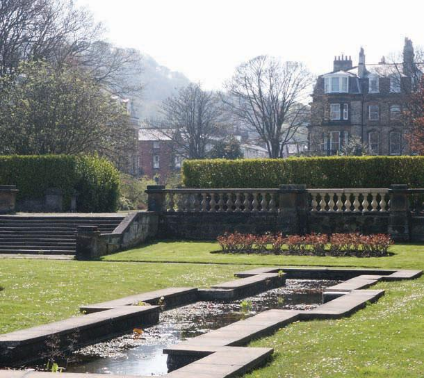 Prince of Wales gardens