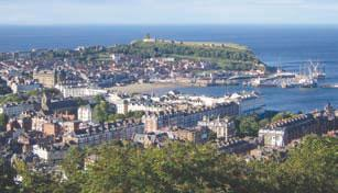 View of Scarborough from Oliver's Mount